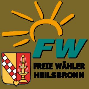 Logo der Freien Wähler Heilsbronn